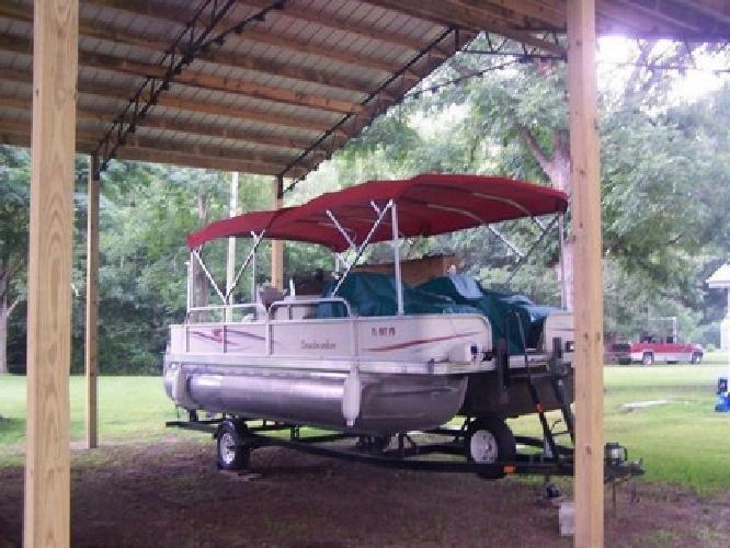 ?06 Beachcomber Pontoon Boat?