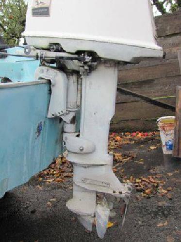 100 18 Hp Johnson Outboard Motor Salem For Sale In