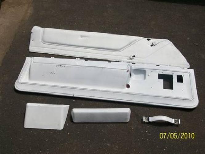 $100 1974 Pontiac GrandAm door panels (pair)