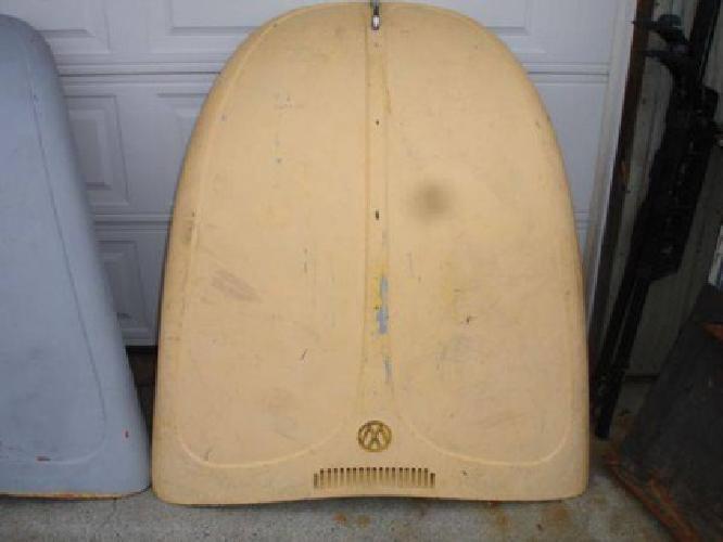100 200 Vw Super Beetle Front Hood Smyrna For Sale In