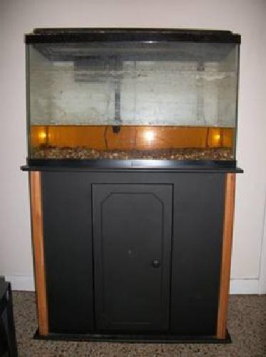 30 Gallon Fish Tank 100 Fresh Or Salt Water Aquarium