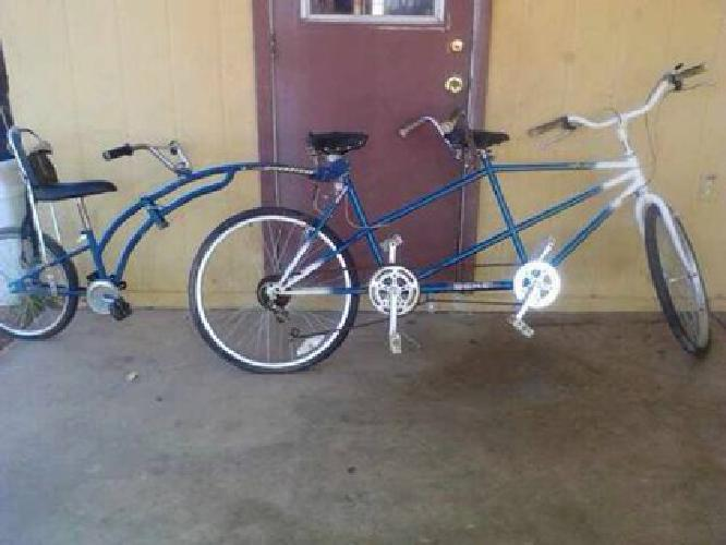 Bicycles for fat people not