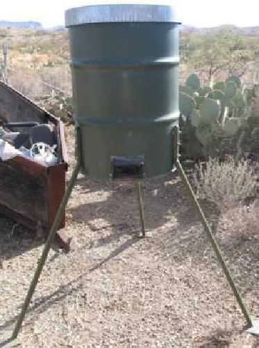 100 deer wildlife feeder vail for sale in tucson arizona