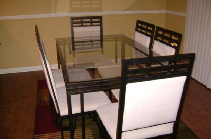 100 Dining Room Table 6 Chairs For Sale In Lafayette Indiana Classified