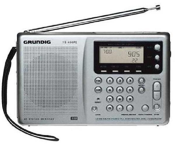 100 grundig yb400pe am fm shortwave radio like new barely used for sale in bristol. Black Bedroom Furniture Sets. Home Design Ideas