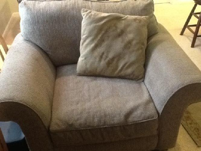 $100 Large chair and Sofa