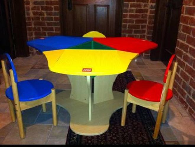 Marvelous Triangle Lego Table Contemporary - Best Image Engine ...