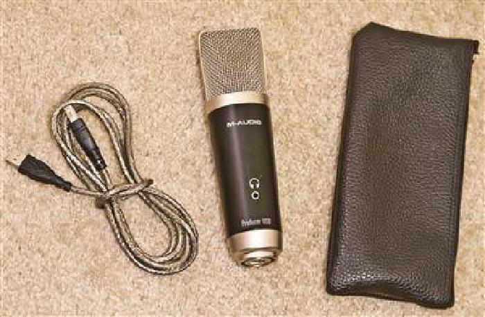 100 m audio producer usb microphone for sale in tampa florida classified. Black Bedroom Furniture Sets. Home Design Ideas