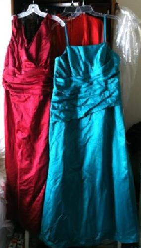 $100 OBO Bridesmaid/Formal gowns