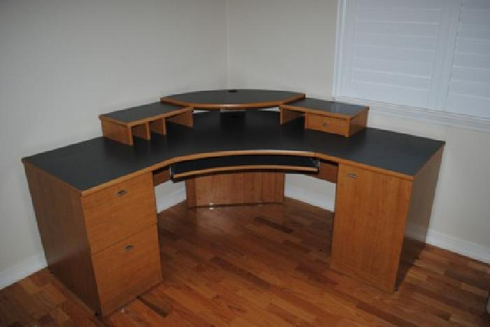 100 Obo Corner Computer Desk For Sale In Orlando Florida