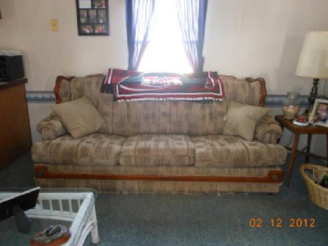 $100 OBO Full size couch for sale
