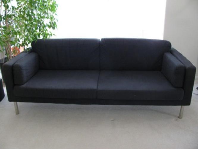 $100 Sturdy Ikea Klamby Sofa For Sale