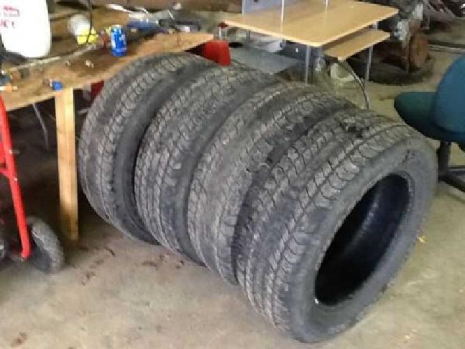 $100 Tires 275/60/20 (Conneautville)