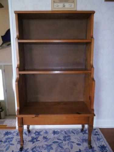 $100 Vintage Bookcase