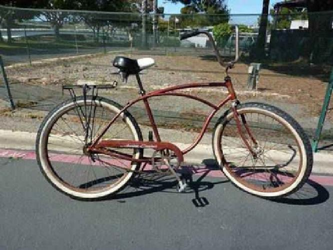 Vintage beach cruisers for sale advice