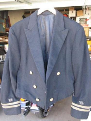 100WWII US Navy Lutenet Uniform Dress Jacket / Complete (Rancho Palos ...