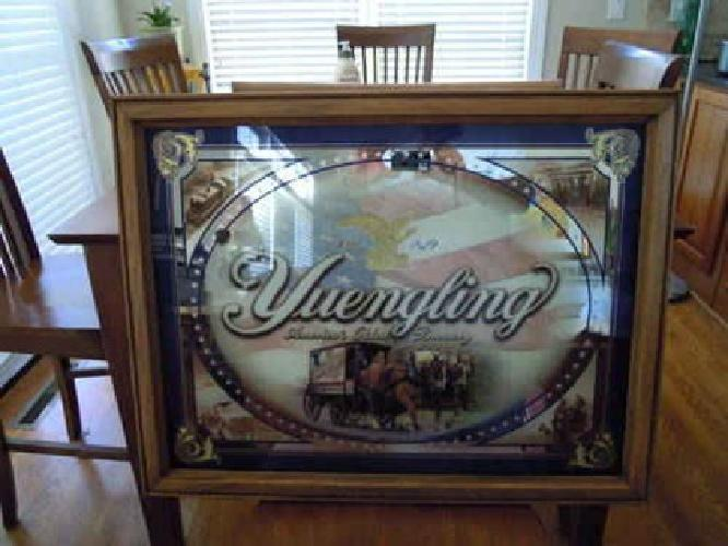 100 Yuengling Bar Mirror Amp Yuengling 3d Wood Sign Brand
