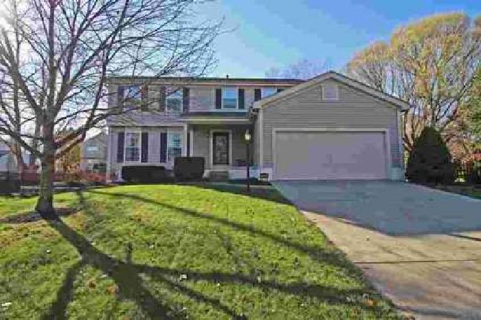 1035 Cloverly Drive Columbus Four BR, Lovely one owner home in