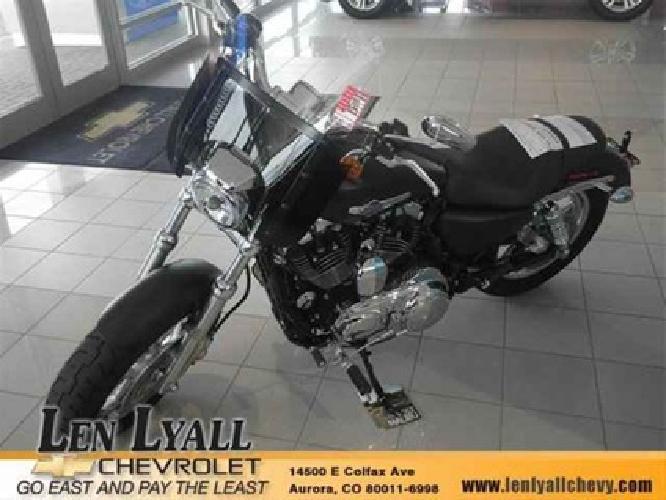 $10,000 2011 Harley Davidson XL 1200 551 miles