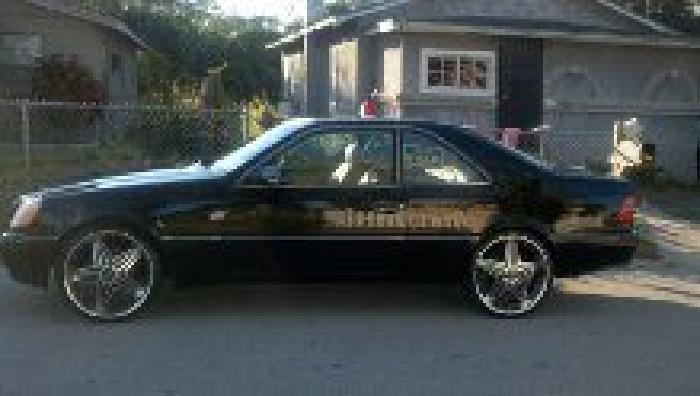 $10,000 95 Mercedes S500