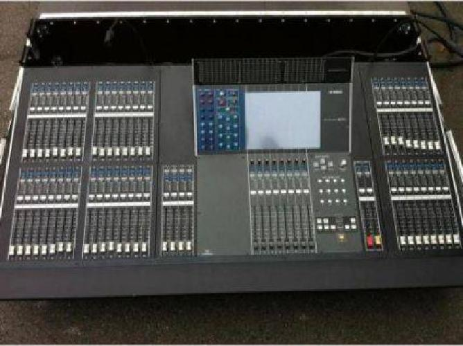 $10,000 For sale: Yamaha PM5D Version 2 console, Brand New Factory Sealed Boxes