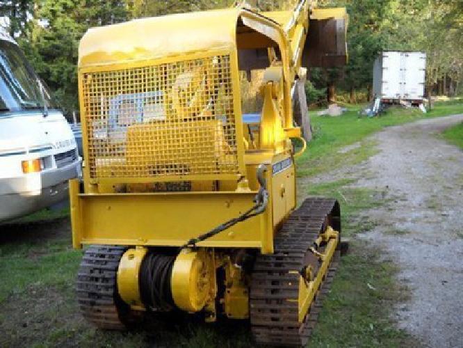 $10,000 John Deere 350 Crawler Loader for sale in Omaha