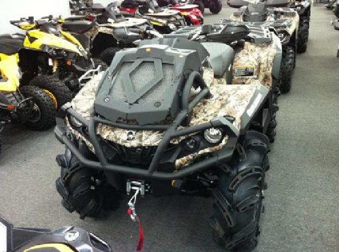 $10,000 Motorcycles, ATV's and Sea-doo's
