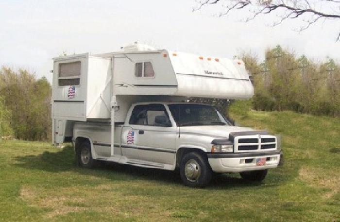 $10,000 OBO 2003 Maveric Camper