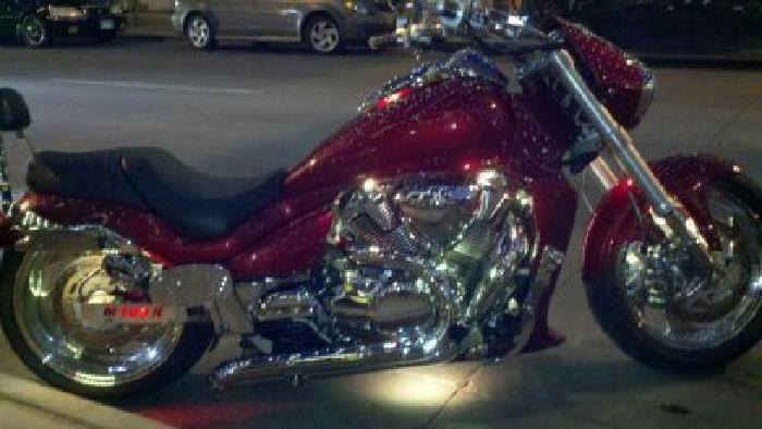 10 500 Obo 2007 Suzuki Boulevard M109r 1800cc For Sale In