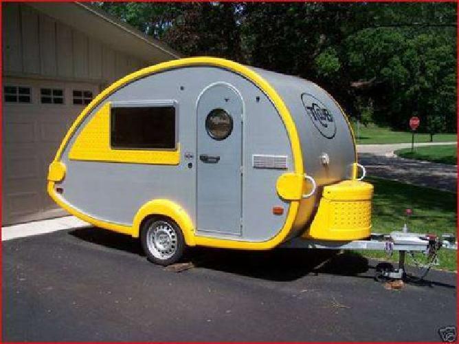 10 500 Teardrop Camper Trailer T For Sale In Duluth