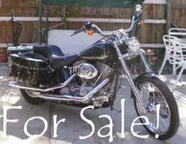 $10,555 OBO 2004 Harley Softail