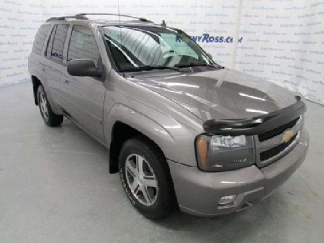 $10,747 2006 Chevrolet TrailBlazer 4dr 4WD LT