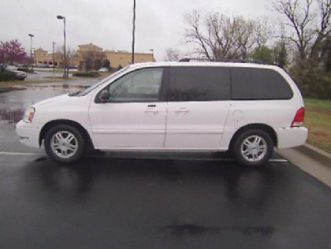 $10,900 OBO 2007 Ford Freestar SEL, Leather Quads, Fully Loaded and Nice