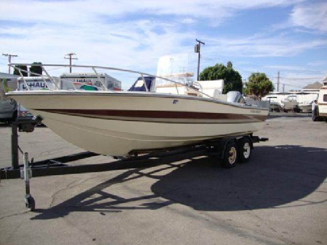 10 900 used fishing boat 2400 center console hydra sport for Fishing in orange county