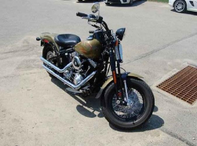 $10,903 2008 Harley Davidson Softail Crossbones