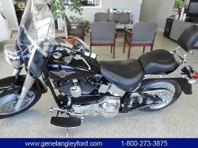 $10,983 2002 Harley D Fatboy -