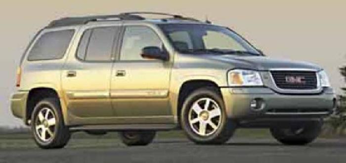 $10,990 2004 GMC Envoy XL SLT