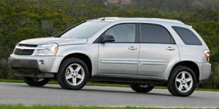$10,990 2006 Chevrolet Equinox LT