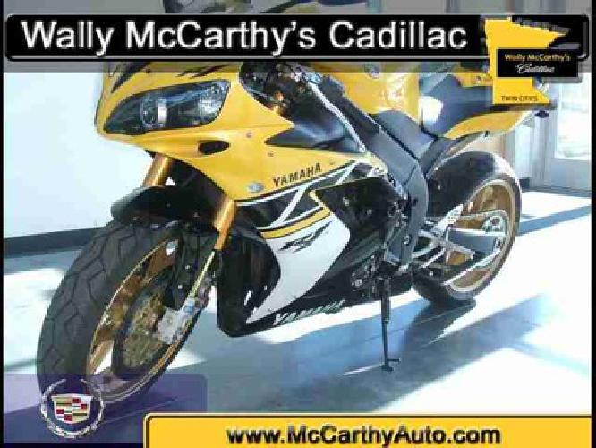 10 990 2006 yamaha r1 limited edition low miles for Yamaha of roseville