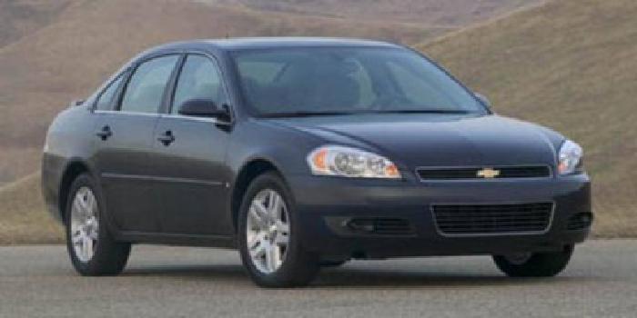 $10,990 2007 Chevrolet Impala LTZ