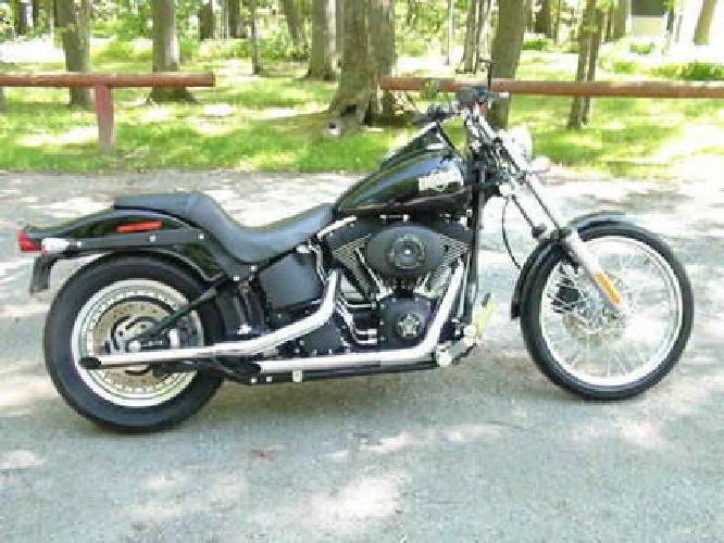 $10,995 2005 Harley Davidson Night Train 88 Cubic Inches / 1450cc Like New