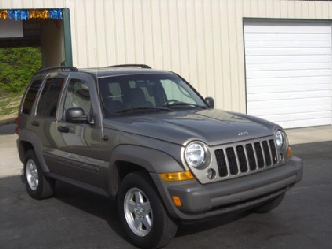 $10,995 OBO 06 Jeep Liberty