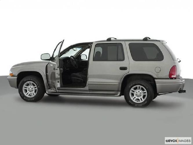 $10,995 Used 2003 Dodge Durango 4dr 4WD SLT Plus 4x4 SUV, 84,775 miles
