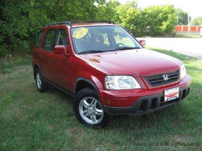 $10,999 Used 1998 Honda CR-V 4WD EX Auto AWD SUV, 61,913 miles