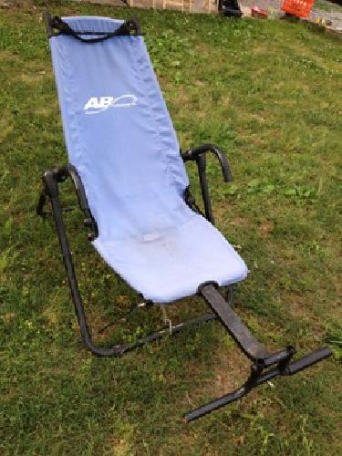 $10 Ab Lounge 2 excersise equipment for sale