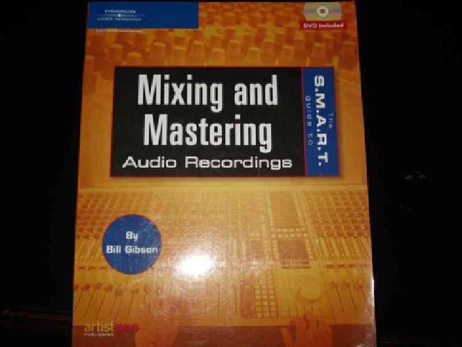 $10 Audio Mixing book/dvd -