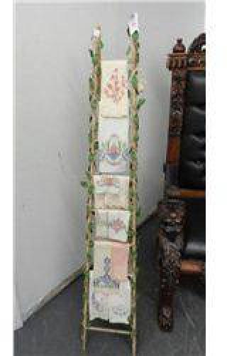 $10 Hand Crafted Hankerchief Rack