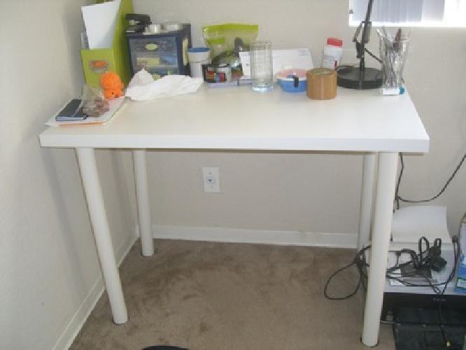 10 Obo White Ikea Desk For Sale In Los Angeles