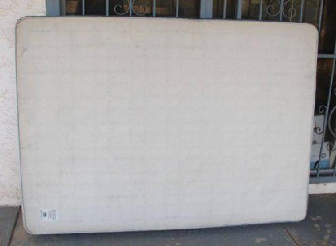 10 serta full size mattress box spring for sale in tucson arizona classified. Black Bedroom Furniture Sets. Home Design Ideas