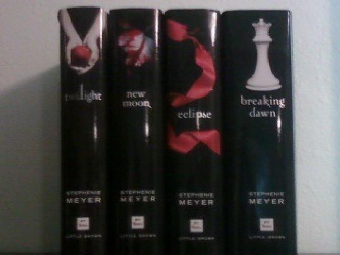 $10 Twilight Saga in Hardcover